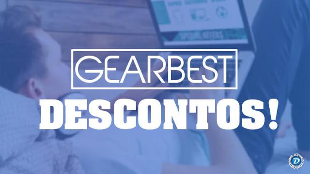 Descontos GearBest