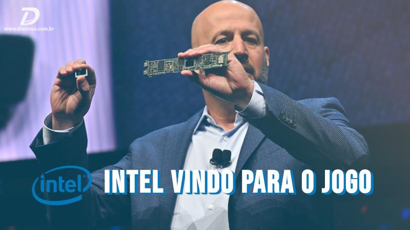Intel vindo para jogos