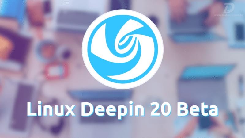 Linux Deepin 20 Beta