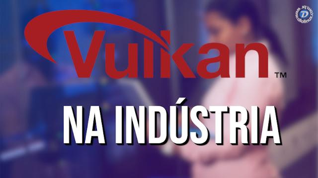 Khronos Group quer levar o Vulkan para a segurança das indústrias