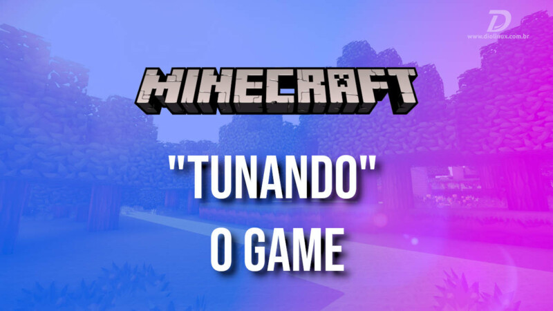Minecraft: Tunando o game