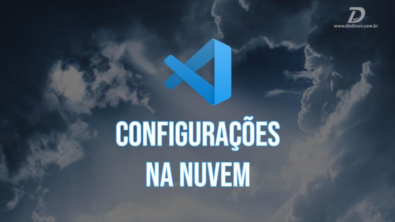 Configurações do VS Code na nuvem