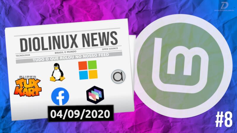 Resumão Semana Linux Tecnologia Hardware Distro Jogos
