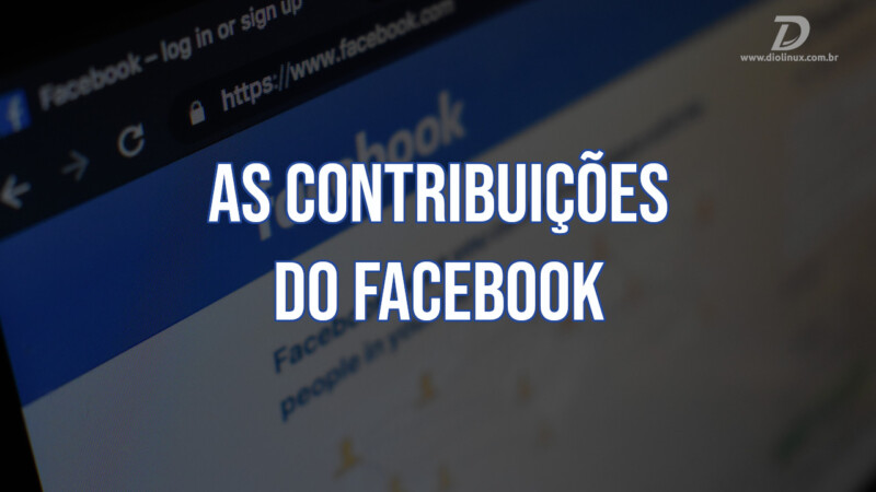 As contribuições do Facebook