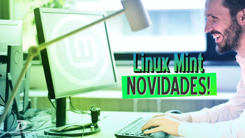 Linux mint: Novidades!