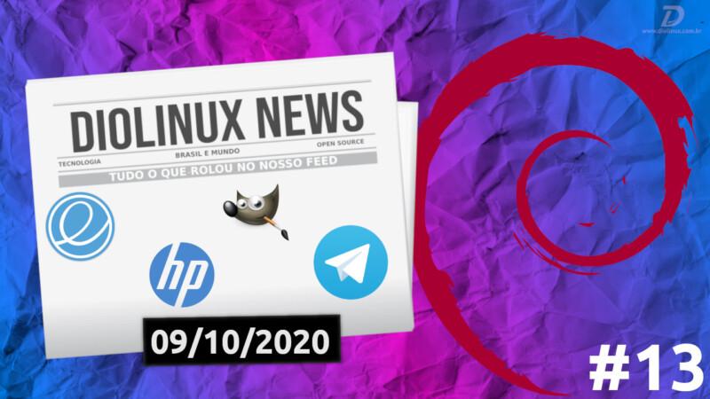 Resumão Semana Linux Tecnologia Hardware Distro Jogos Mundo