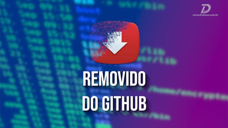 Youtube-dl tem repositório desativado pelo GitHub