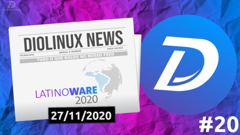 Latinoware 2020 Diolinux