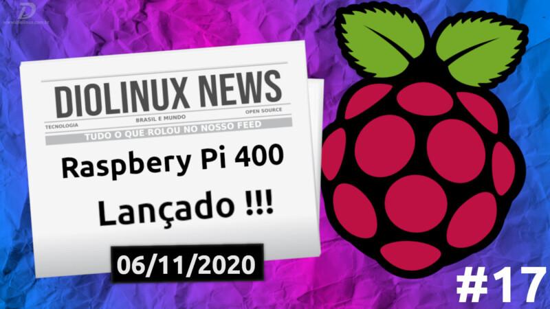 Raspberry Pi 400 Tecnologia Hardware Distro Jogos Mundo