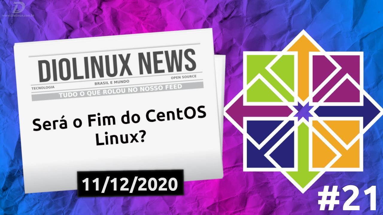Fim Do Centos Linux Diolinux News 21