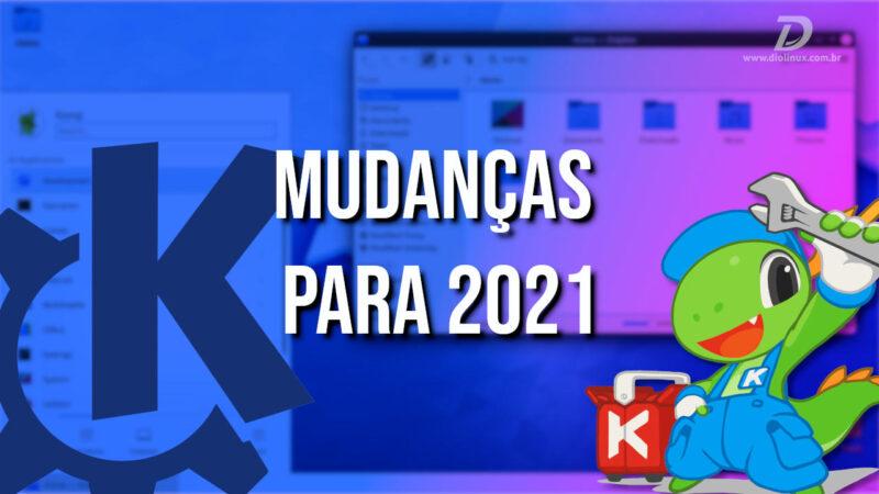 As metas de ano novo para o projeto KDE!