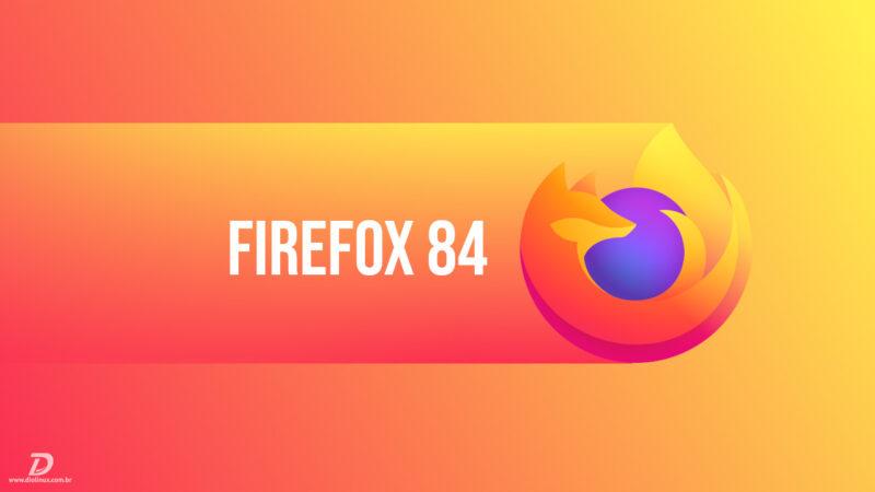 Firefox 84 é lançado com WebRender ativado por padrão no Linux