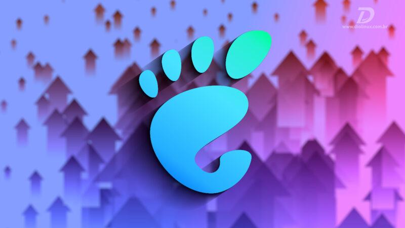 Atualizações no GNOME 40
