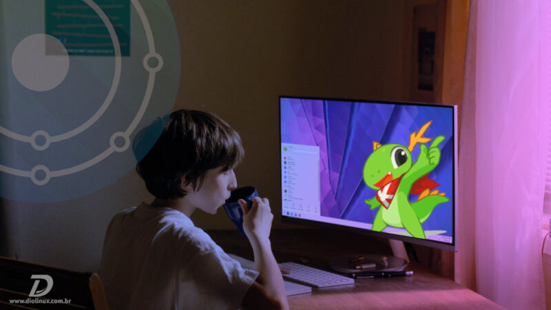 Conhecendo o KDE Neon - Sexta do Hopping